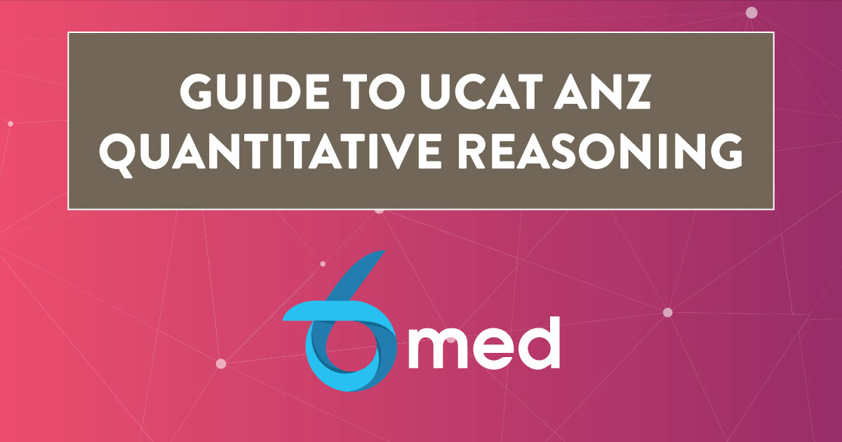Complete Guide To UCAT Quantitative Reasoning