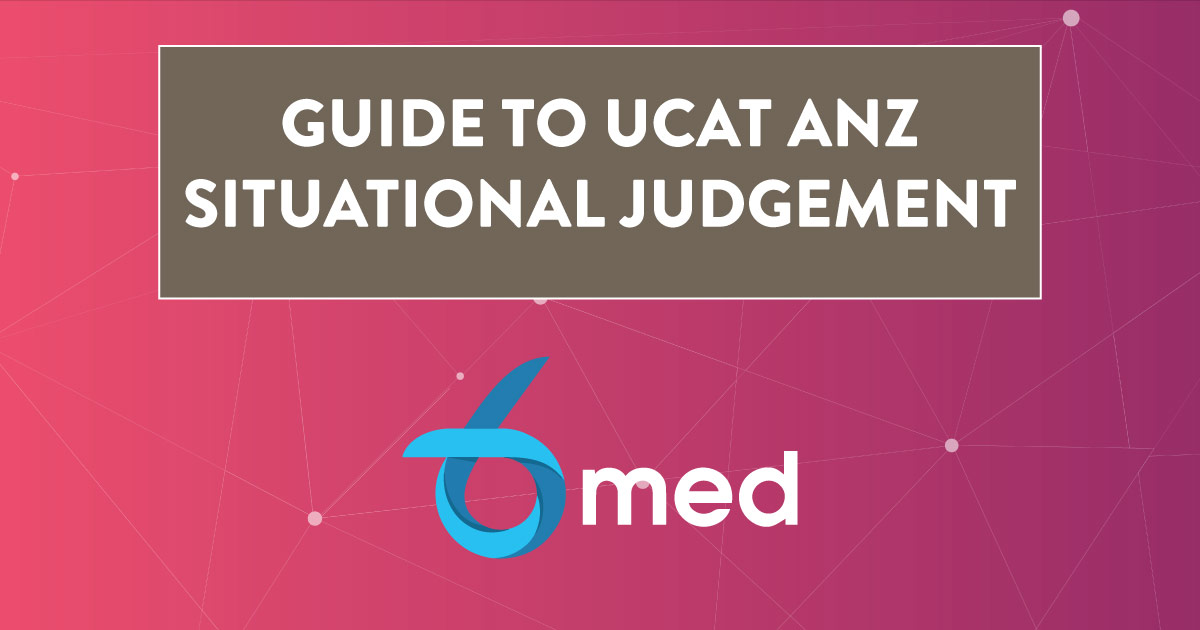 Complete Guide To UCAT Situational Judgement